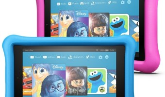 $65 Off Bundle Of Two Fire HD 8 Kids Edition Tablets