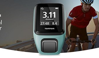TomTom Spark 3 Cardio Fitness Watch At 40% Off