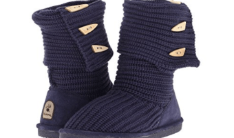 Bearpaw Knit Boots Ship for $44.99!