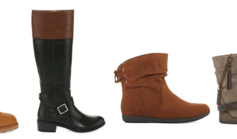 JCPenney: Buy 1 Pair of Boots, Get 2 FREE ($19.67 Per Pair!)