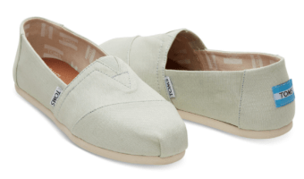 TOMS Shoes on Sale Starting at $19.99 Each