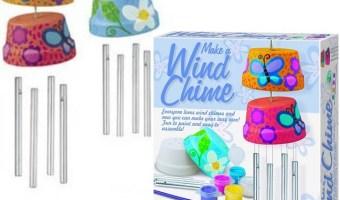 4M Make A Wind Chime Kit $8.23