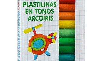 ALEX Toys Artist Studio 24 Rainbow Modeling Clays $4.59 (reg. $6.50)