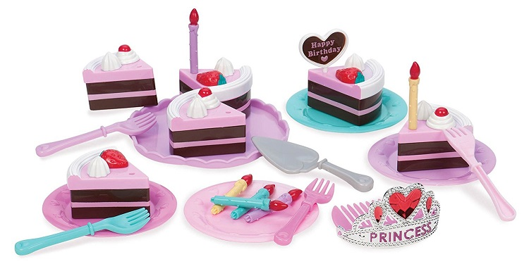 Play Circle Pretend Birthday Play Food Set $7.29 (reg. $12.25)