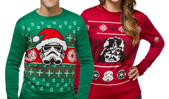 Ugly Holiday Sweaters As Low As $12.83 (reg. $23.37+)