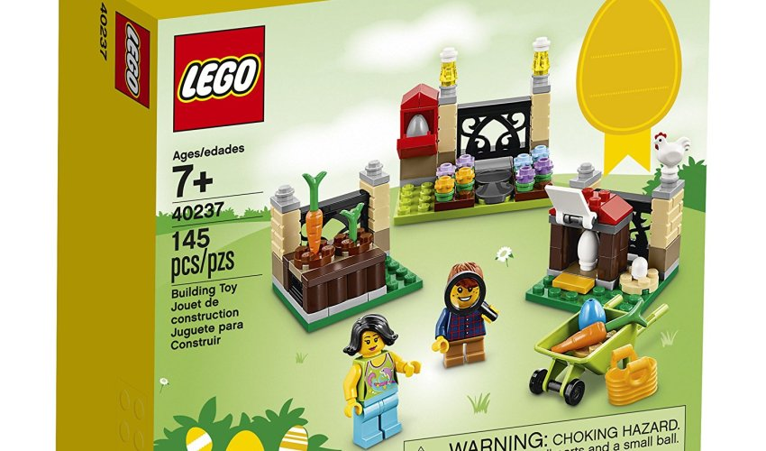 LEGO Easter Egg Hunt Building Kit $14.59