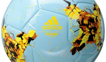 adidas Performance Confederations Cup Glider Soccer Ball As Low As $4.86 (reg. $20)