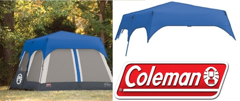 Coleman Instant 8 Person Tent Rainfly Accessory  sc 1 st  Coupon Cravings & Coleman Instant 8 Person Tent Rainfly Accessory $38.10 (reg. $44.99) -