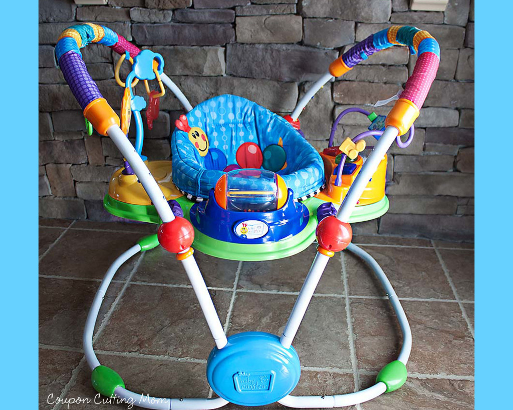 Baby Einstein Musical Motions Activity Jumper Review Divasjump