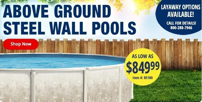 In The Swim Coupon - September 2019 - 20% off of pool supplies