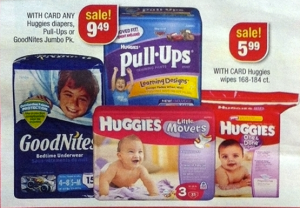 Huggies Diapers Only $0.99 Starting 9/22