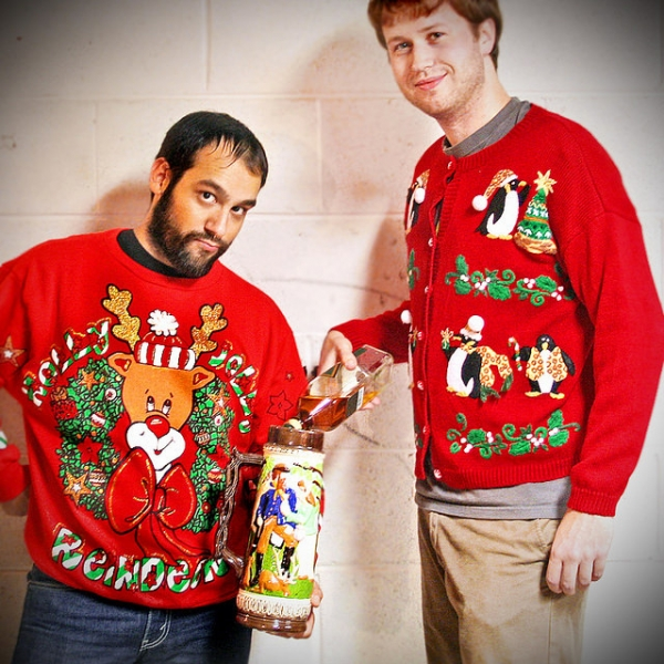 Easy Ugly Christmas Sweater Ideas