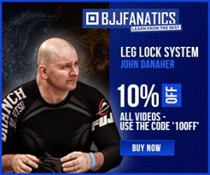 John Danaher BJJ Fanatics DVD Coupon Code - BJJCOUPONS COM