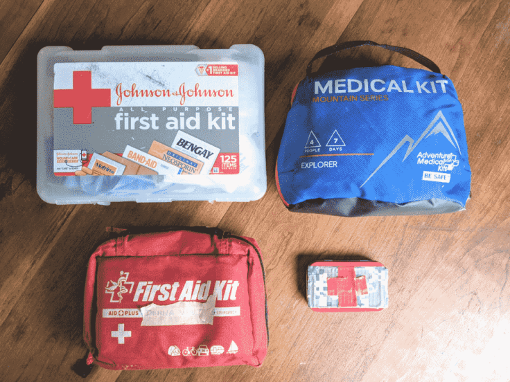 Keep Your First-Aid Kit Handy