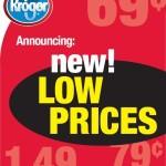 Kroger Slashes Prices (For Some)