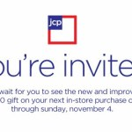 JCPenney: Reversing Course on Coupons?