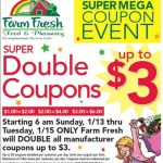 Super Duper Doubles – Signs of a Supersized Coupon War?