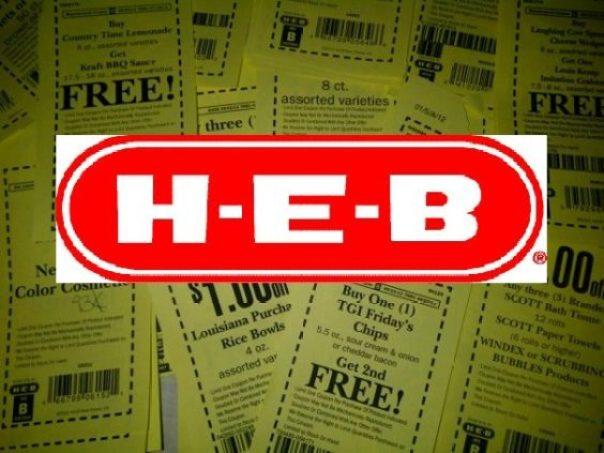H-E-B coupons