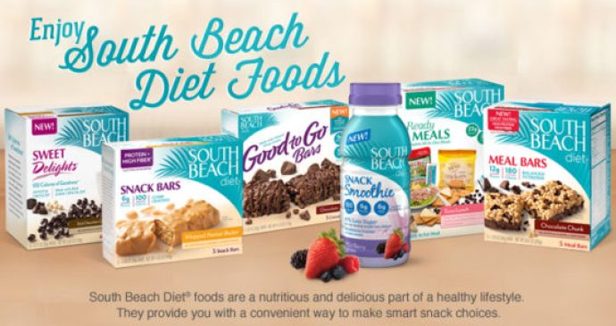 South Beach Diet products