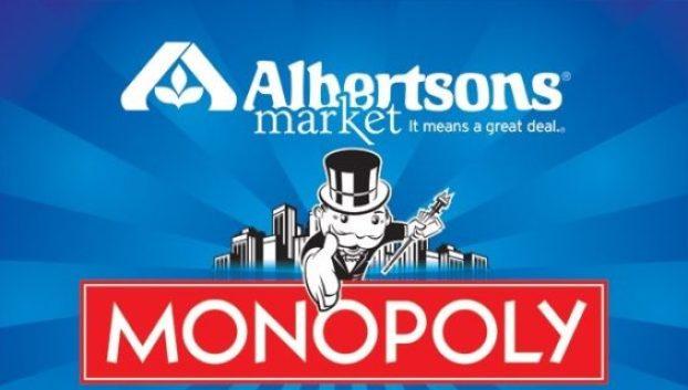 Albertsons Monopoly