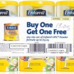 Three Cases of Counterfeit Baby Formula Coupons