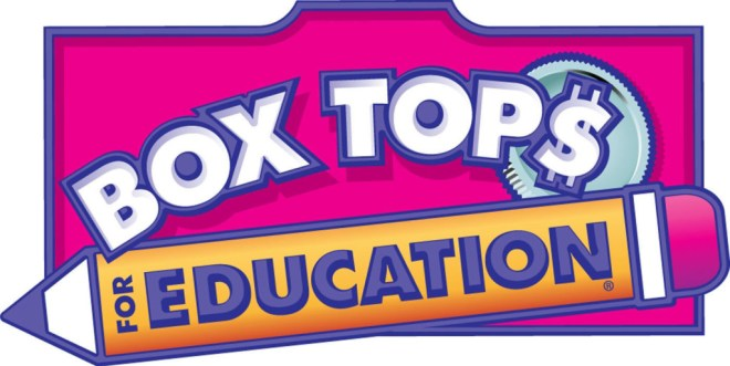 GENERAL MILLS BOX TOPS FOR EDUCATION LOGO