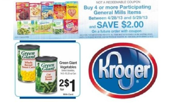 Kroger-Green Giant