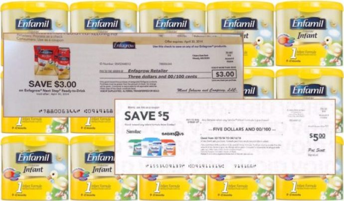 Store Owner Sentenced For Baby Formula Coupon Fraud Coupons In The