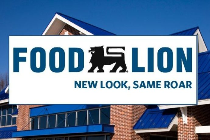 Food Lion new logo store