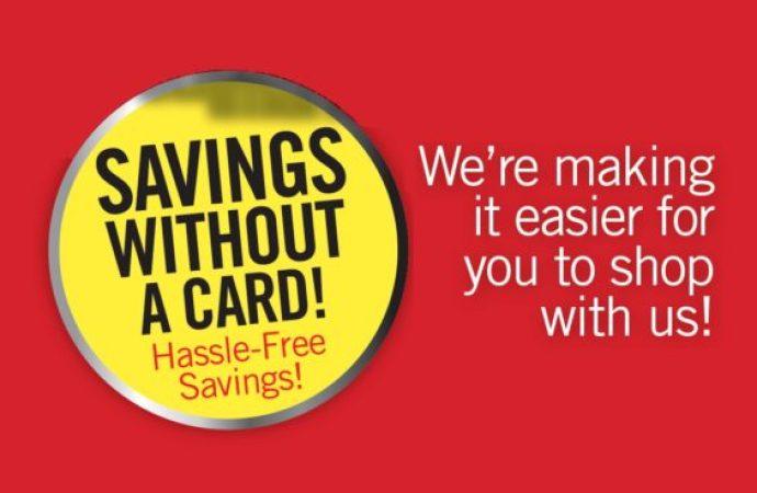 Hassle free savings