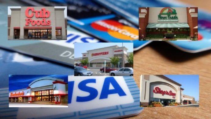 Supervalu credit cards
