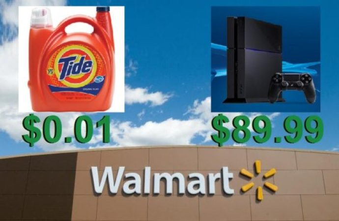 Walmart online price match