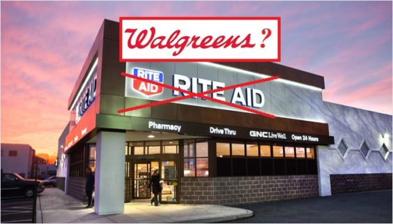 Walgreens-Rite Aid