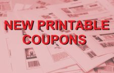 New Printable Coupons – 8/30/20