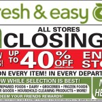 Surprising No One, Fresh & Easy Goes Bankrupt Again