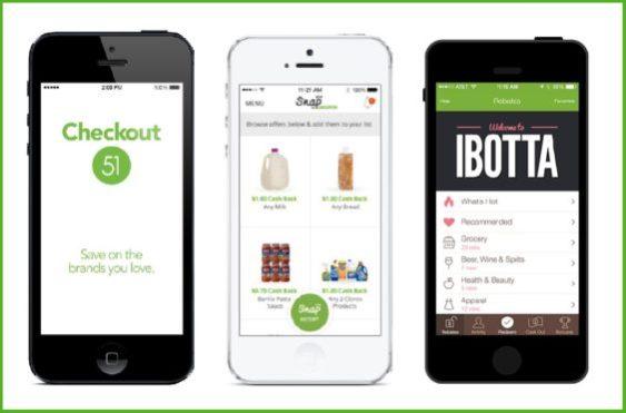 Rebate apps