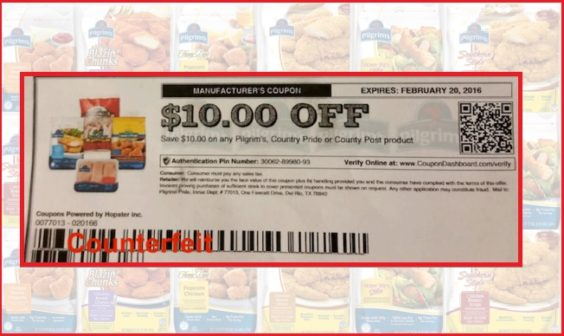 image about Hydroxycut Printable Coupons called Counterfeit\