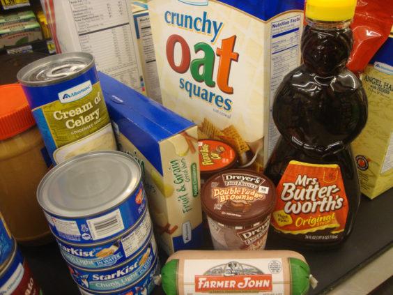 groceries photo