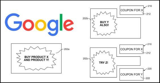 Google tearable display patent