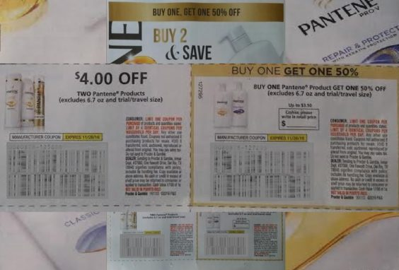 picture about Pantene Coupons Printable named Do the Math: Puzzling Discount coupons As opposed - Discount coupons inside the Information