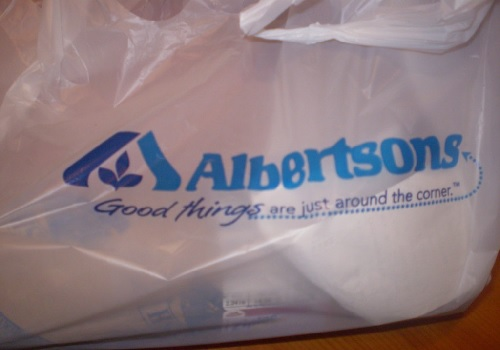 albertsons bag