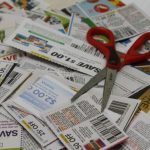 Shoppers Celebrate National Coupon Month, Sort Of