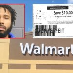 Tasered Walmart Coupon Counterfeiter Sentenced to 5 Years Behind Bars