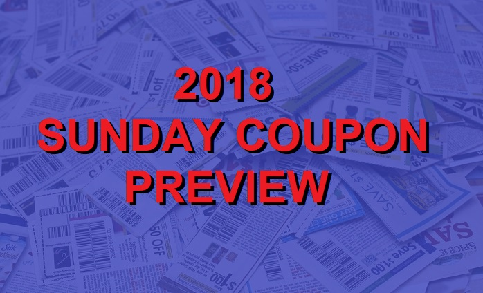 12222 Coupon Insert Schedule