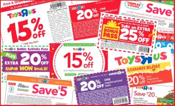 your toys r us coupons are now officially worthless coupons in