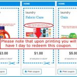 Your P&G Printable Coupons Now Expire Tomorrow