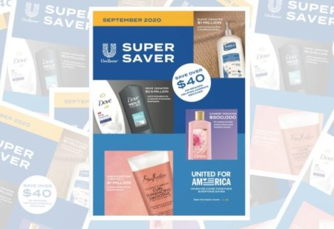 Everything Old Is New Again, With Latest Coupon Insert