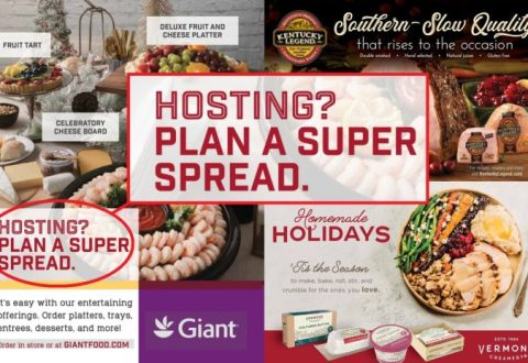 Grocery Store Wishes You a Happy Infectious Holiday