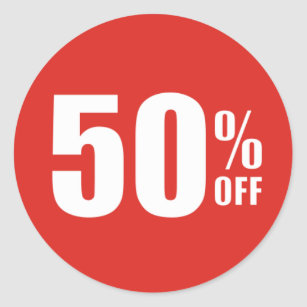50 off giftware