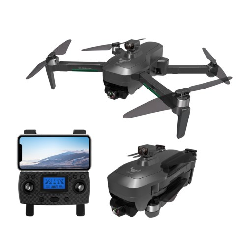 64 off zlrc sg906 pro gps 5g 4k camera rc drone 3 batteries